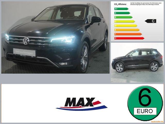 Volkswagen Tiguan 2.0 TSI DSG 4Motion Highline Navi LED SH, Jahr 2017, Benzin
