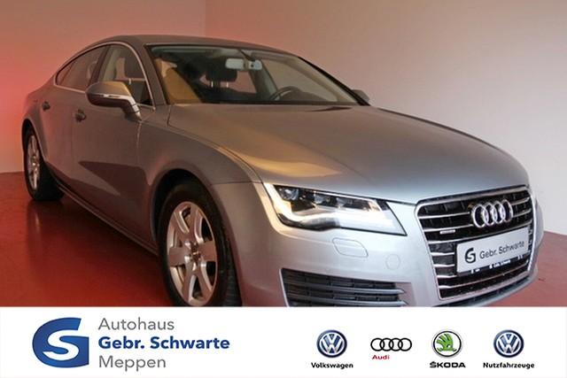 Audi A7 Sportback 3.0 TDI quattro AHK LED B&O Navi, Jahr 2014, diesel