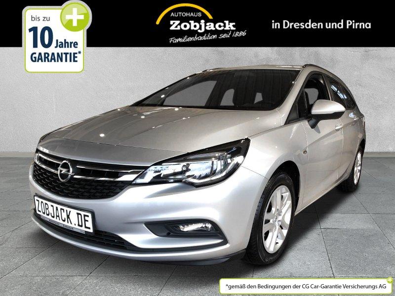 Opel Astra-K ST Edition 1.0 S/S Navi,Multimedia,Klima, Jahr 2017, Benzin