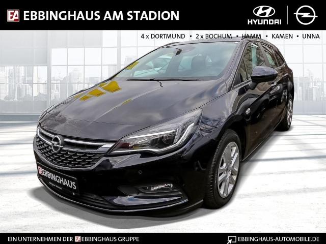 Opel Astra K Sports Tourer Edition 1.4 T Radio IntelliLink SHZ LHZ, Jahr 2017, Benzin