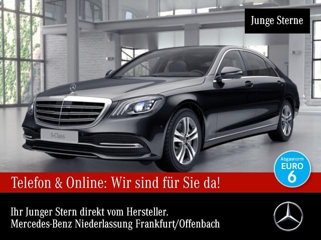 Mercedes-Benz S 350 d L 4M Fondent 360° Stdhzg Pano Multibeam, Jahr 2017, Diesel