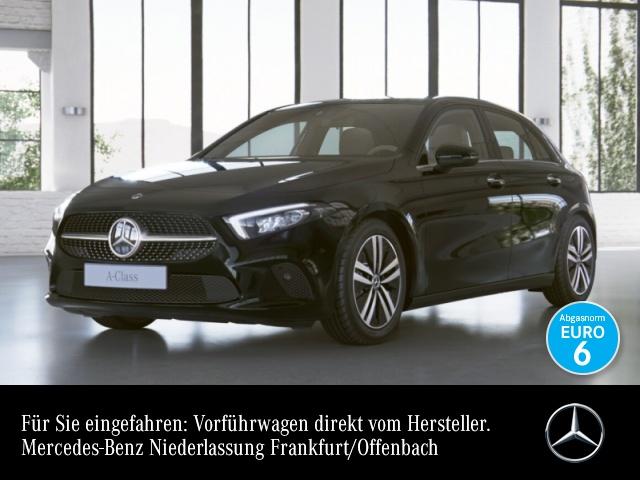 Mercedes-Benz A 200 d STYLE+LED+KEYLESS+8G, Jahr 2021, Diesel