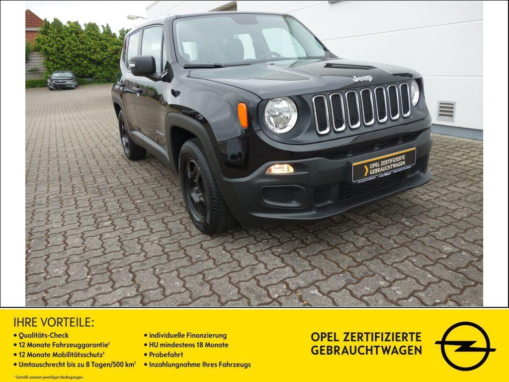 Jeep Renegade 1.6 E-torQ Sport, Jahr 2016, Benzin