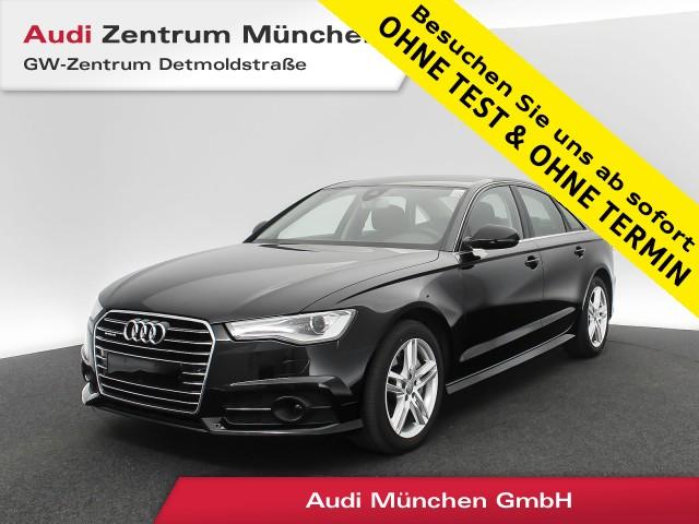 Audi A6 3.0 TDI qu. ACC Navi Xenon R-Kamera Sportsitze S tronic, Jahr 2017, Diesel