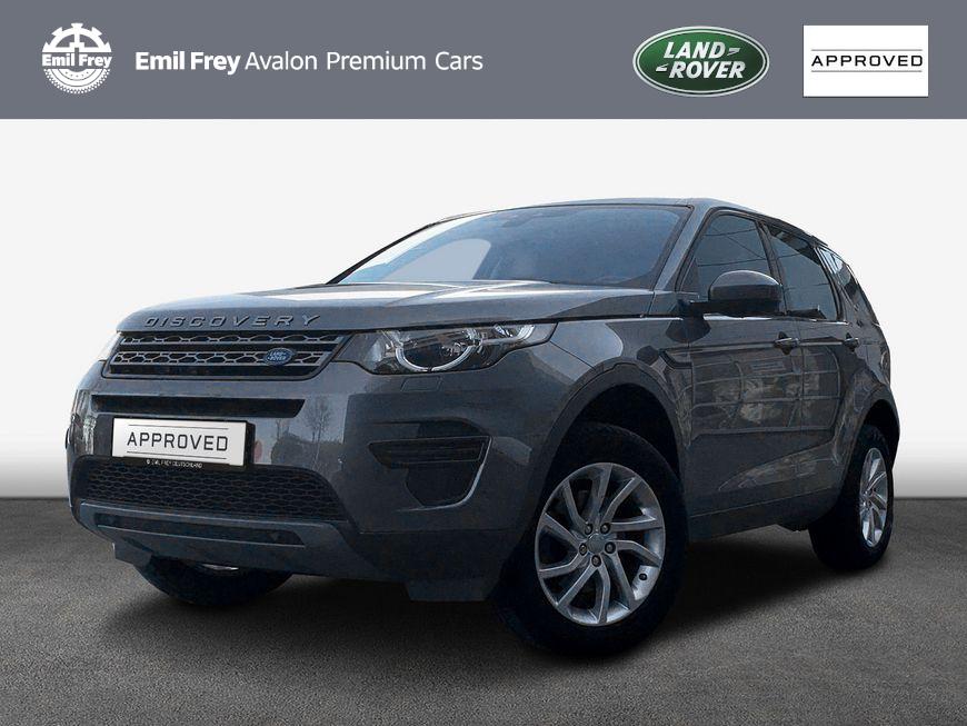 Land Rover Discovery Sport eD4 SE, Jahr 2017, Diesel