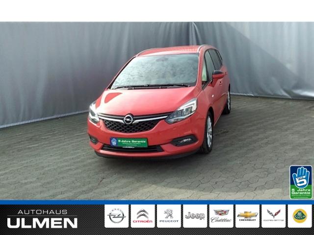 Opel Zafira C Business Edition 2.0 CDTI EU6 Navi Alu Klimaauto.Sitzheizung PDCvo+hi+Kamera Bluetooth, Jahr 2016, Diesel