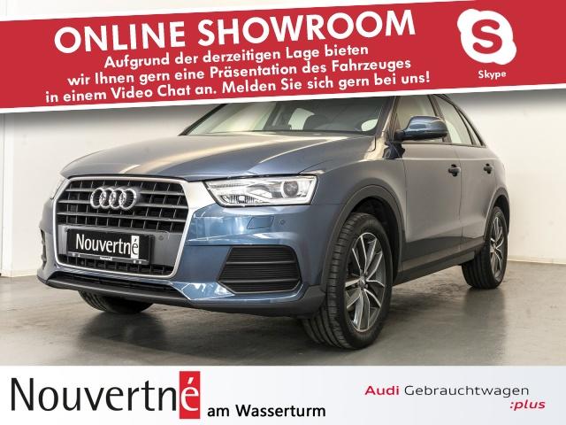 Audi Q3 1.4 TFSI + Navi + Xenon + el. Heckklappe, Jahr 2017, Benzin