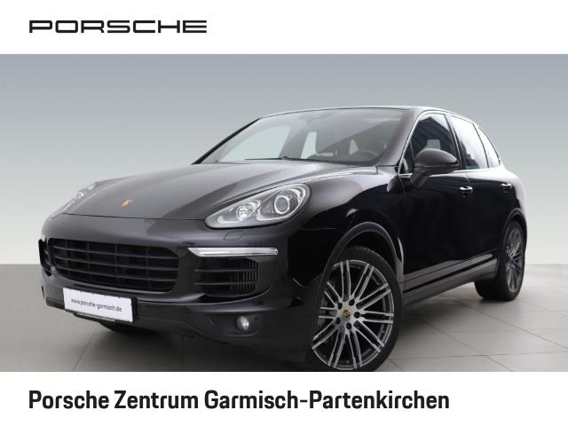 Porsche Cayenne S Park-Assistent Memory Sitze Klimaautom, Jahr 2014, Benzin