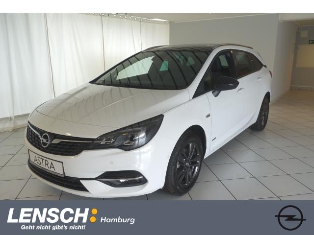 Opel Astra K ST Design&Tech 1.4 Turbo Black-Roof-Edit, Jahr 2021, Benzin