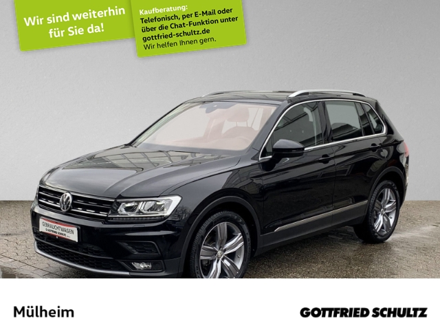 Volkswagen Tiguan 1.5 TSI DSG Navi LED Comfortline, Jahr 2019, Benzin