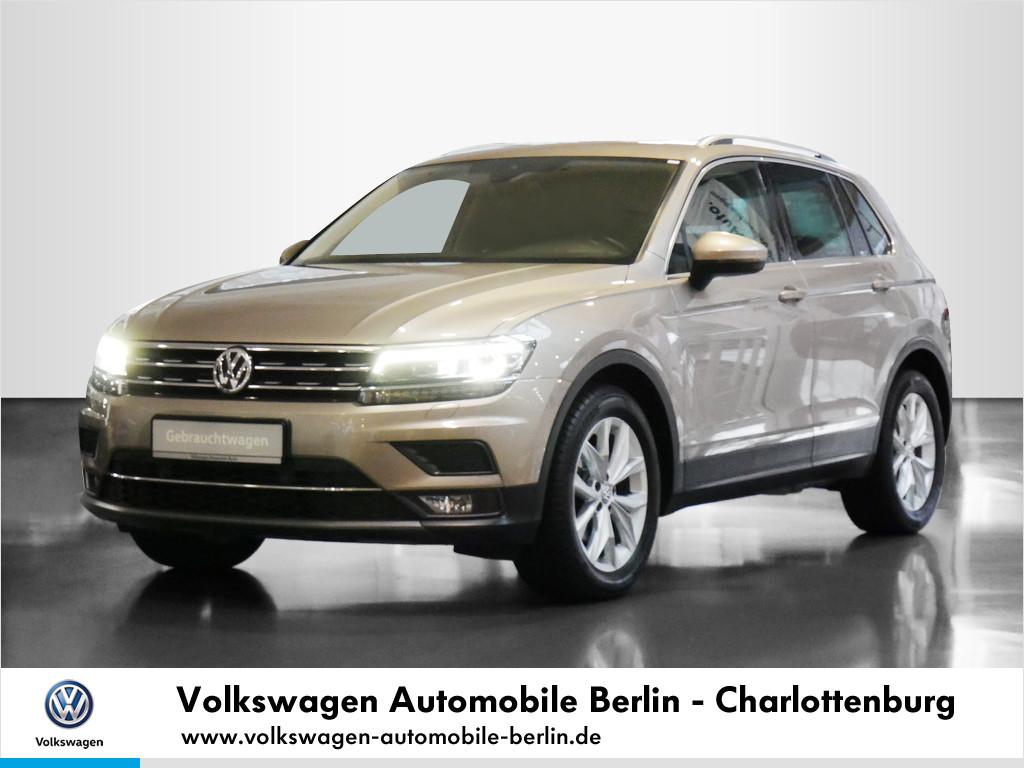 Volkswagen Tiguan 2.0 TDI SCR Highline BMT, Jahr 2017, Diesel