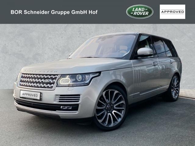 Land Rover Range Rover Autobiography 4x4 LED 4-Zonen Klima, Jahr 2016, Diesel