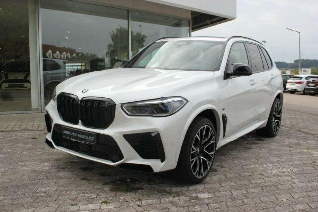 BMW X5 M Competition LEDER LASER SKY-LOUNGE AHK, Jahr 2021, Benzin