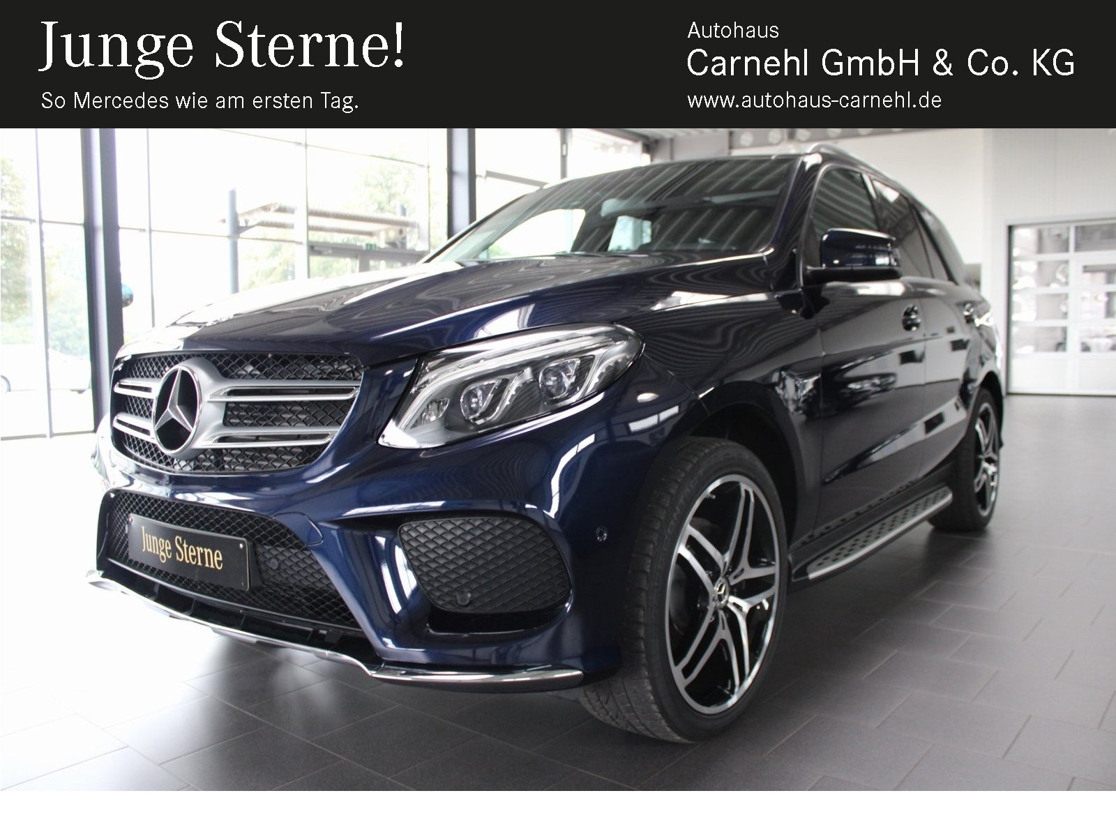 "Mercedes-Benz GLE 250 d AMG+Pano+Airmatic+Comand+21""Alu+Kamera, Jahr 2017, diesel"
