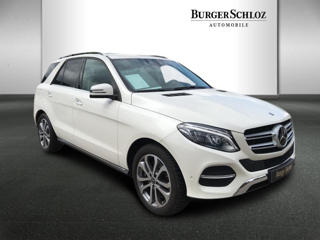Mercedes-Benz GLE 500 4MATIC Harman/Sitzklima/Comand/Distronic, Jahr 2017, Benzin