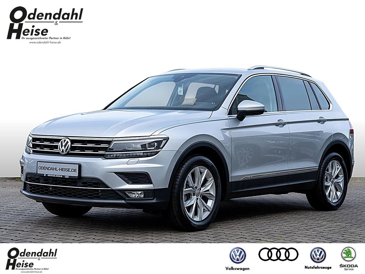 Volkswagen Tiguan 1,5 l TSI ACT OPF DSG Highline Klima, Jahr 2021, Benzin