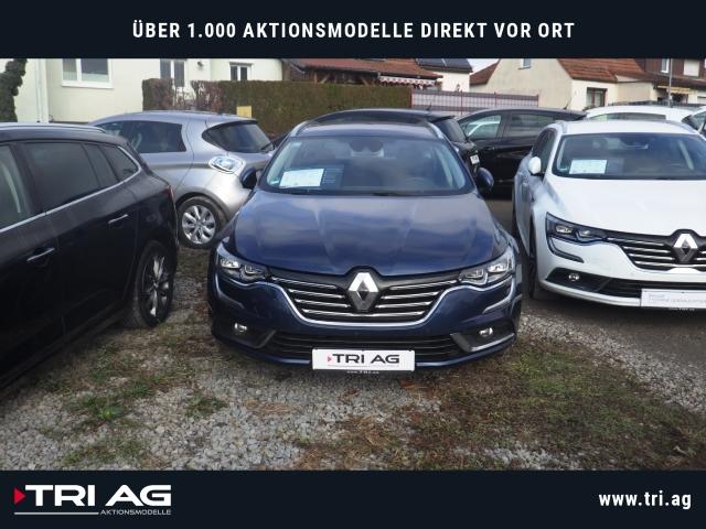 Renault Talisman Grandtour Intens dCi 160 LED Navi Keyless AD Massagesitze Rückfahrkam. Fernlichtass., Jahr 2016, Diesel