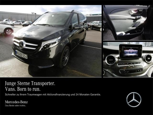 Mercedes-Benz V 300 EDITION KLIMA+GARMIN+LED+TEMPOMAT+KAMERA, Jahr 2019, diesel