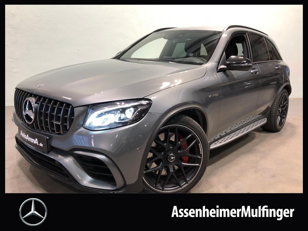 Mercedes-Benz GLC 63 AMG S 4matic+ Sofortkaufbonus 1000.-Euro, Jahr 2018, Benzin