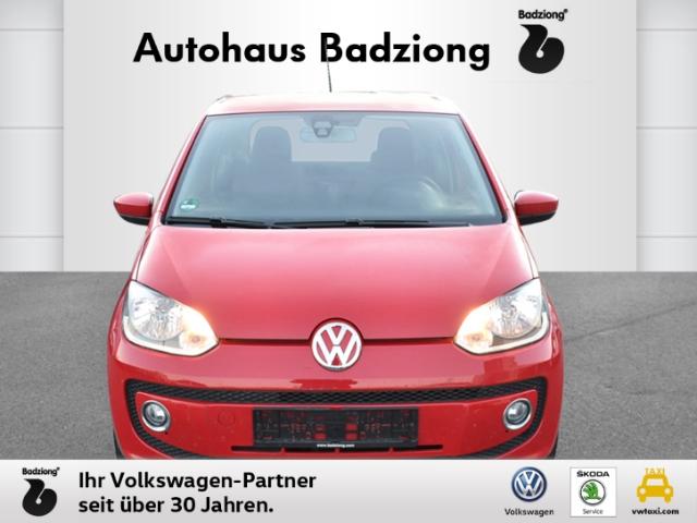 Volkswagen up! move BMT 1.0 Start-Stopp Navi Klima Temp PDC CD AUX MP3 ESP Sport Seitenairb., Jahr 2013, Benzin