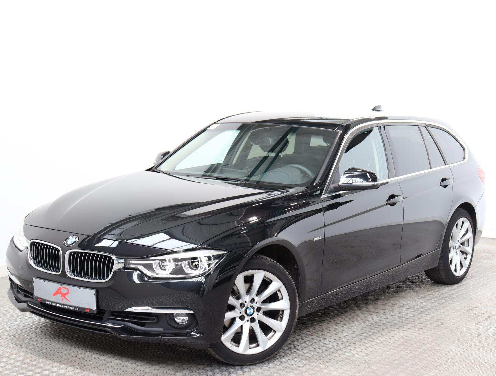 BMW 320 i xDrive T LUXURY NAVIPROF,MEMORY,VOLLLEDER, Jahr 2017, Benzin