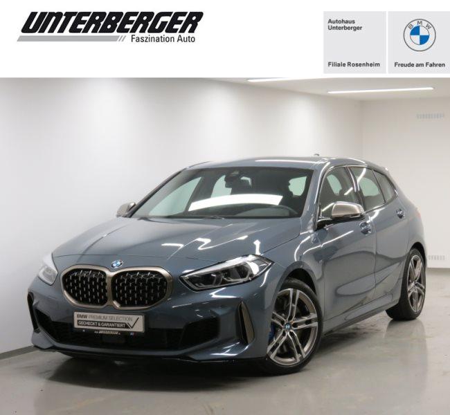 BMW M135i xDrive M Sportpaket LED WLAN Komfortzg., Jahr 2020, Benzin