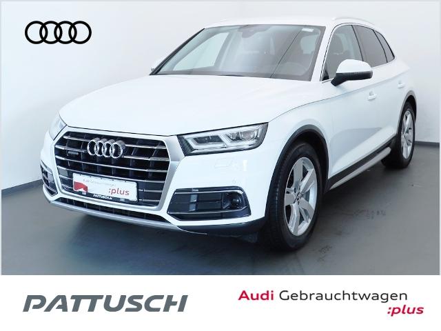 Audi Q5 2.0TDI quat. LED Navi, Jahr 2018, Diesel