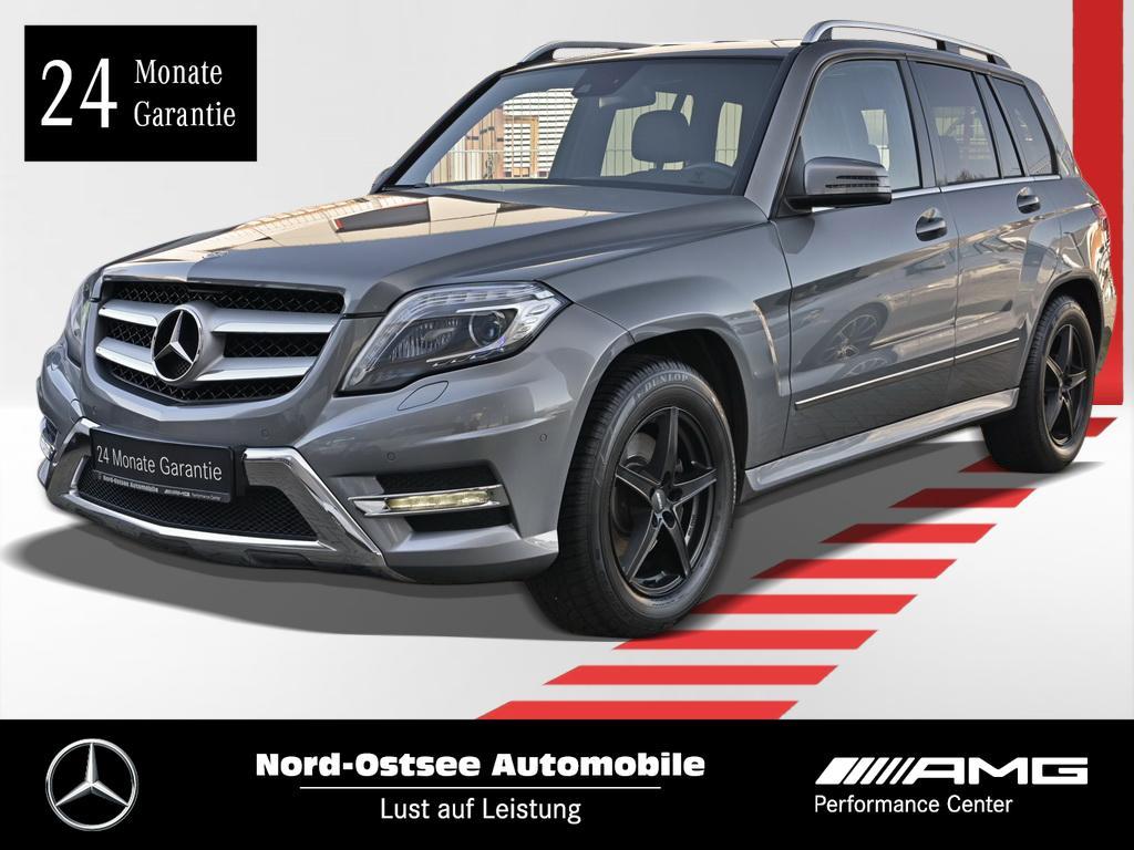 Mercedes-Benz GLK 250 BlueEfficiency 4M AMG Navi 7G-Tronic LED, Jahr 2014, Diesel