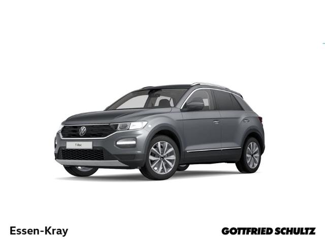 Volkswagen T-Roc 1.0 TSI OPF Style DAB+ Klima Einparkhilfe, Jahr 2020, Benzin