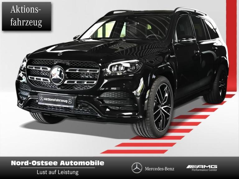 Mercedes-Benz GLS 580 4m AMG NIGHT PANO STANDHZG DISTRONIC AHK, Jahr 2021, Benzin