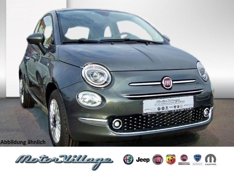 Fiat 500 1.2 8V Lounge 51kW (69PS), Jahr 2017, Benzin