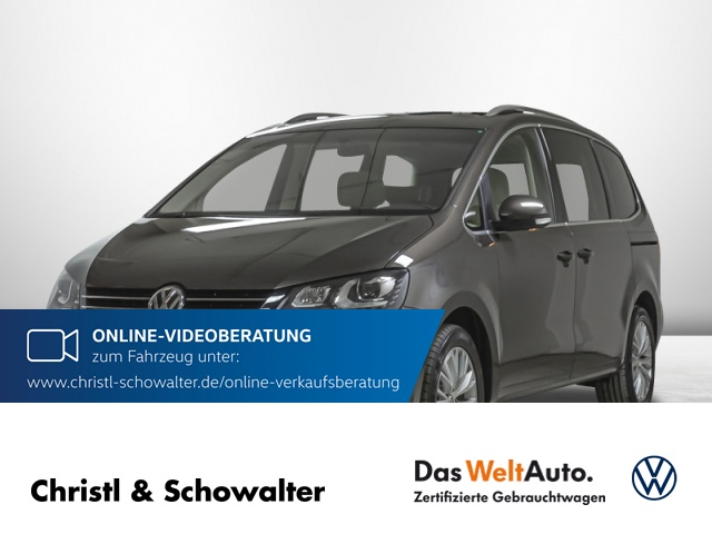 Volkswagen Sharan Highline 2.0 TDI 4Motion DSG AHK Pano Navi, Jahr 2017, Diesel