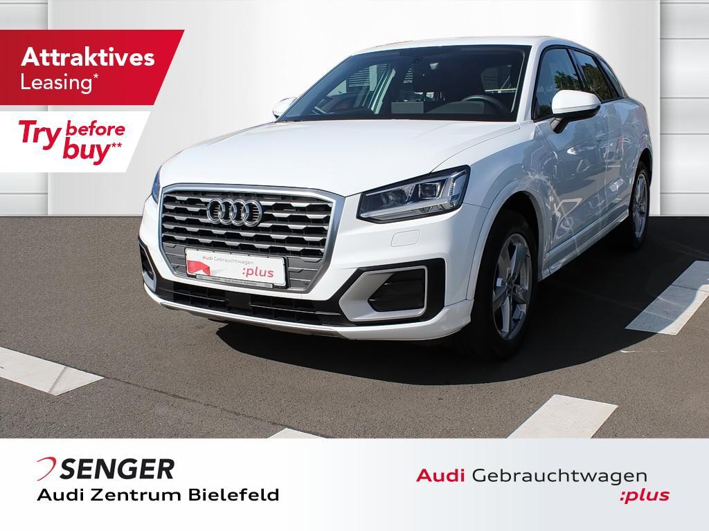 Audi Q2 Sport 1.0 TFSI VC Navi Plus Klima AHV, Jahr 2017, Benzin