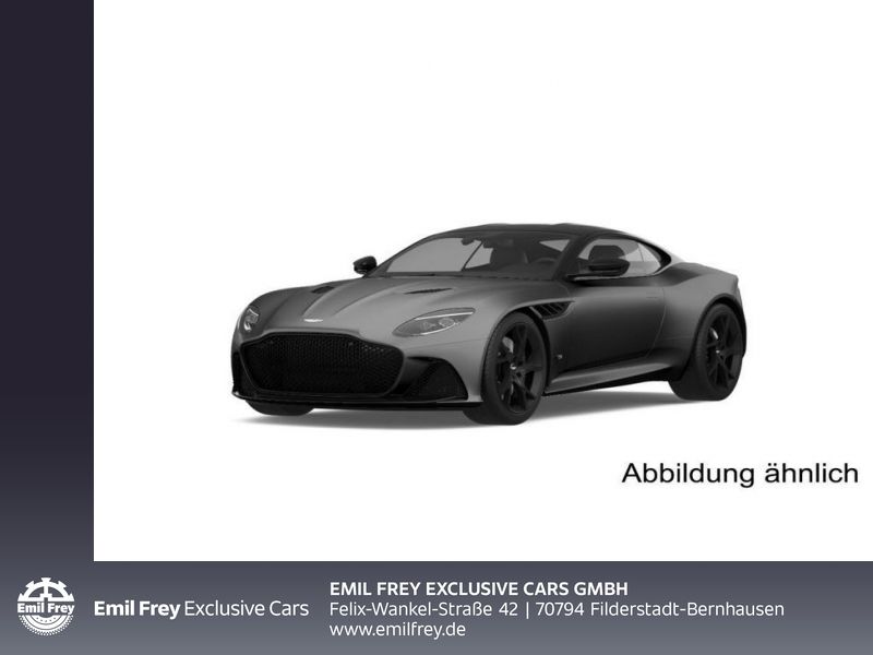 Aston Martin DBS Superleggera Coupe / UPE 316.305 ,-, Jahr 2021, Benzin