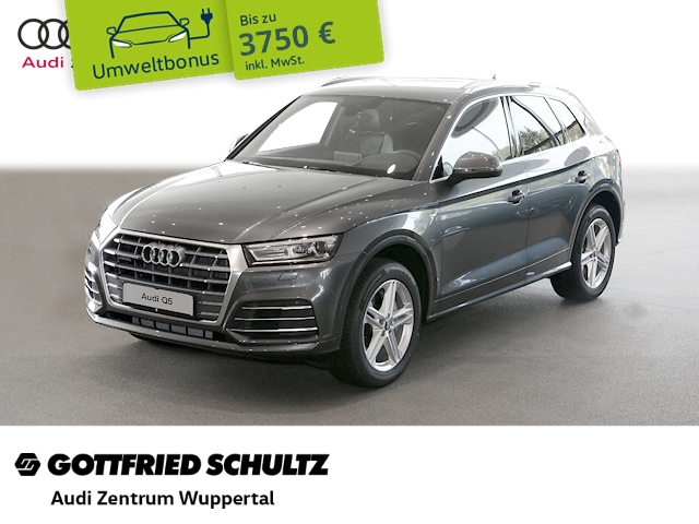 Audi Q5 sport 50 TFSI e quattro UPE: 70.428,-, Jahr 2020, Hybrid