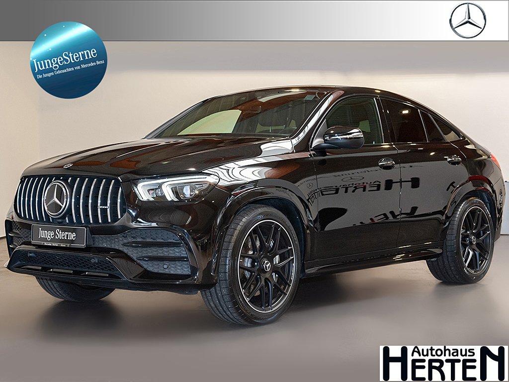 "Mercedes-Benz Mercedes-AMG GLE 53 4M Coupe AMG 22"" ACTIVE RIDE, Jahr 2019, petrol"