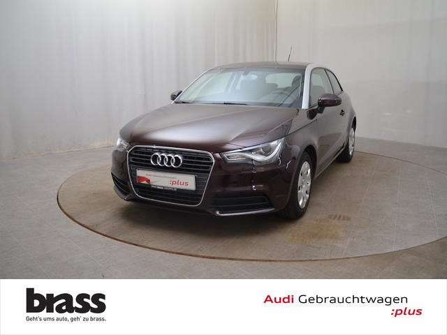Audi A1 1.2 TFSI Attraction, Jahr 2012, Benzin