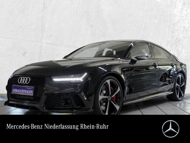 Audi RS7 4.0 TFSI QUATT Sportback HUD SportAbgas PreSen, Jahr 2015, petrol