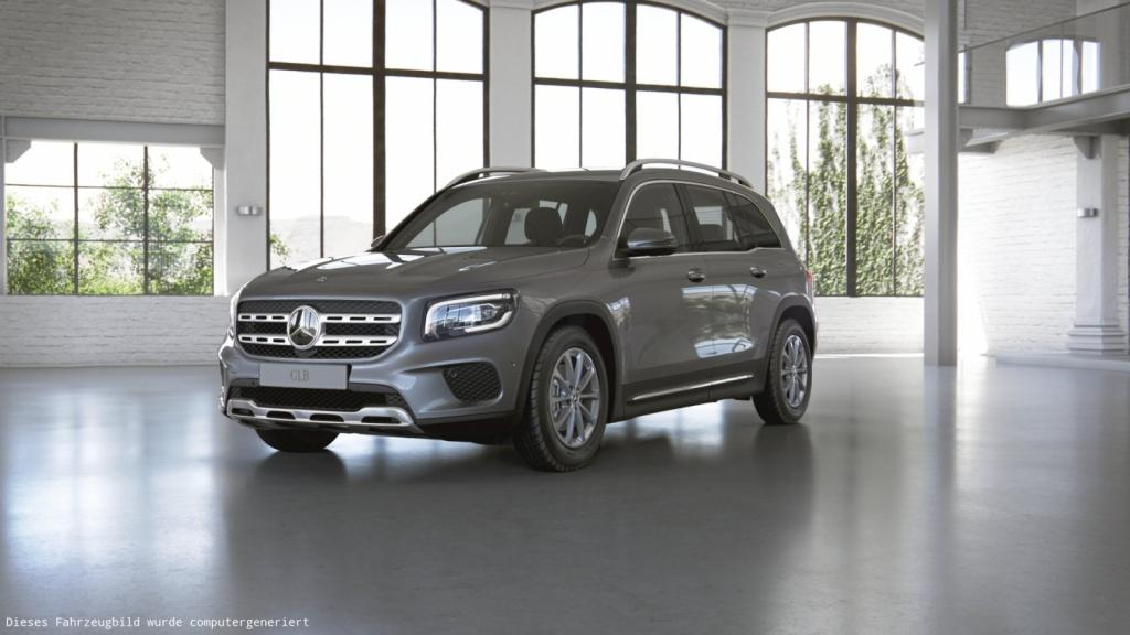 Mercedes-Benz GLB 180 d LED/PDC, Jahr 2020, Diesel