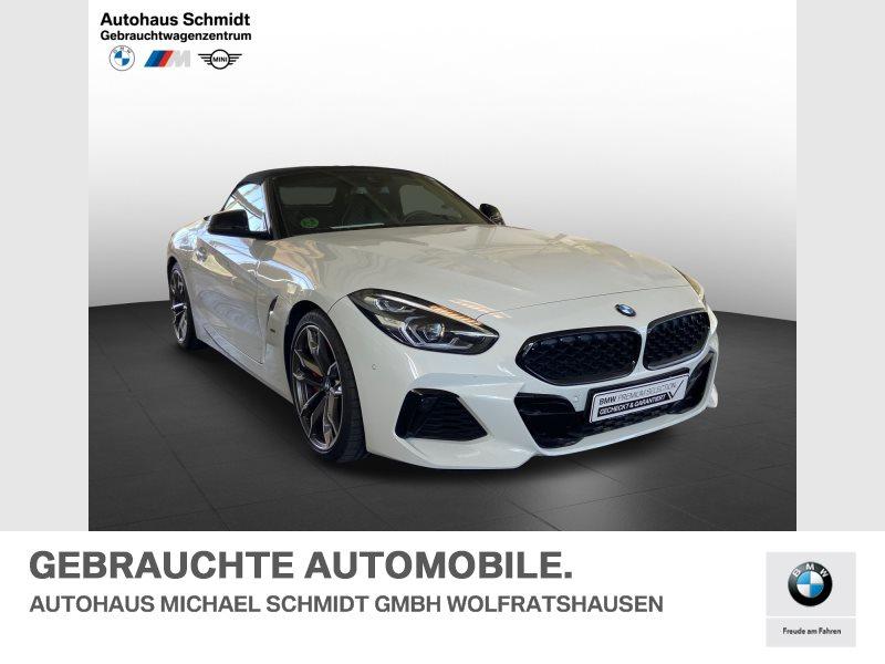 BMW Z4 M40i 19 Zoll*Memory*Harman Kardon*Head Up*ACC*, Jahr 2021, Benzin