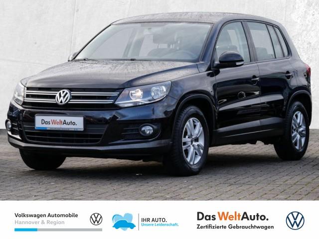 Volkswagen Tiguan 1.4 TSI Trend & Fun Klima Radio LM, Jahr 2016, Benzin