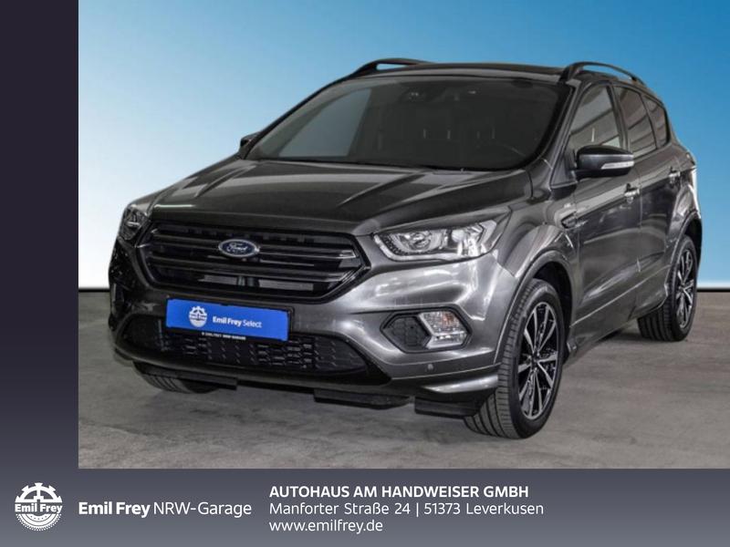 Ford Kuga 1.5 EB 2x4 ST-Line, Navi, DAB+, BC, Pano, Jahr 2017, Benzin