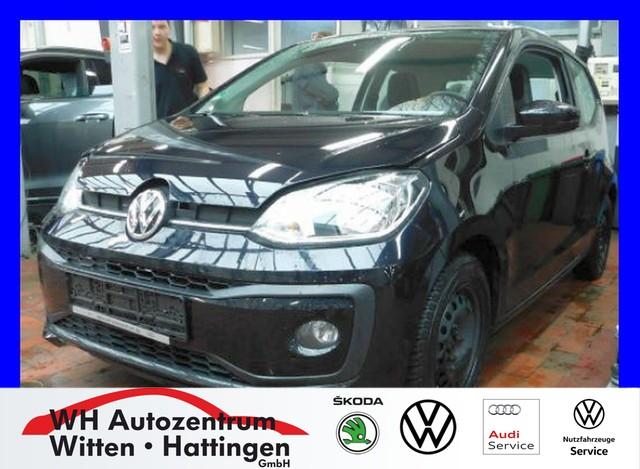 Volkswagen up! 1.0 high up! CLIMATRONIC LM-FELGEN SitzHzg, Jahr 2018, Benzin