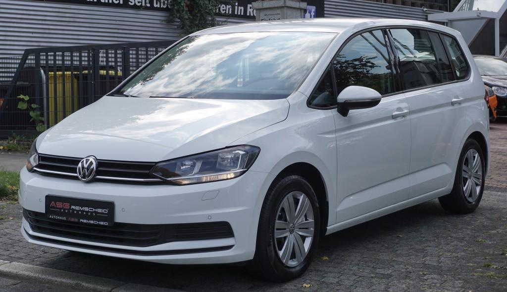 Volkswagen Touran 1.6 TDI Trendline *Navi *MwSt. *PDC*, Jahr 2016, Diesel