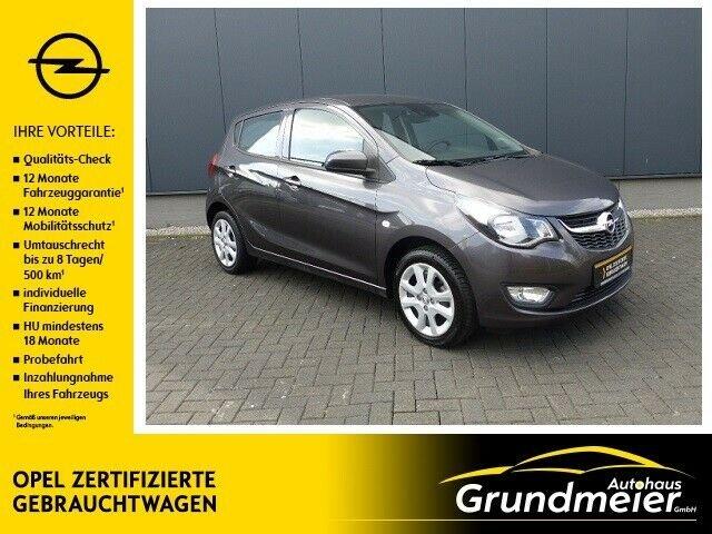 Opel Karl Edition/Klima/Freisprecheinrichtung, Jahr 2016, Benzin