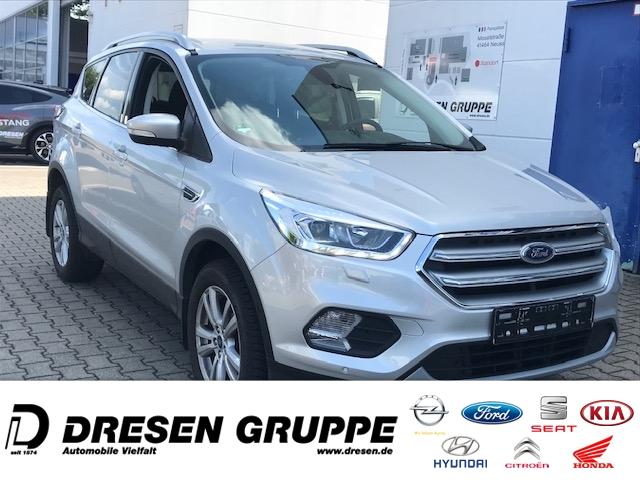 Ford Kuga 1.5-i-6GANG/Navi/Sitz+LKR-Heizung/LMF ParkPilot-vo+hi/Keyless-Go/ActiveParkAssist/SRA, Jahr 2018, Benzin