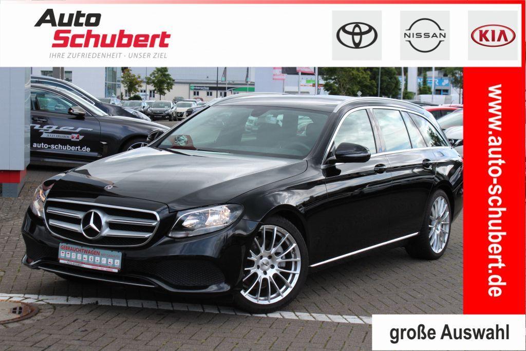 Mercedes-Benz E 250 T 9G-TRONIC+Klimaautomatik+Tempomat+EASY-PACK-Heckklappe+, Jahr 2019, Benzin