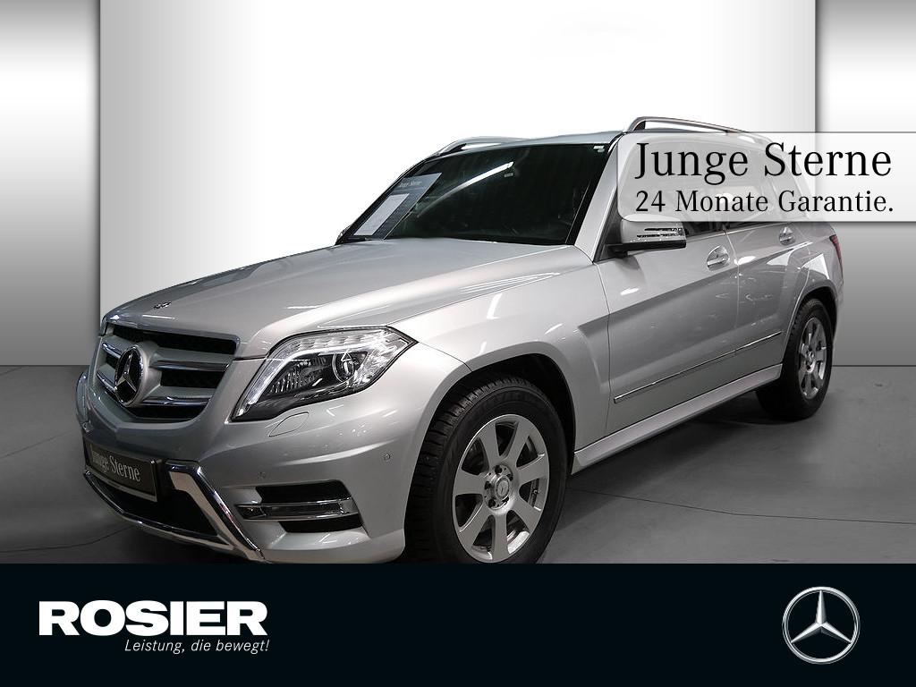 Mercedes-Benz GLK 350, Jahr 2014, Diesel