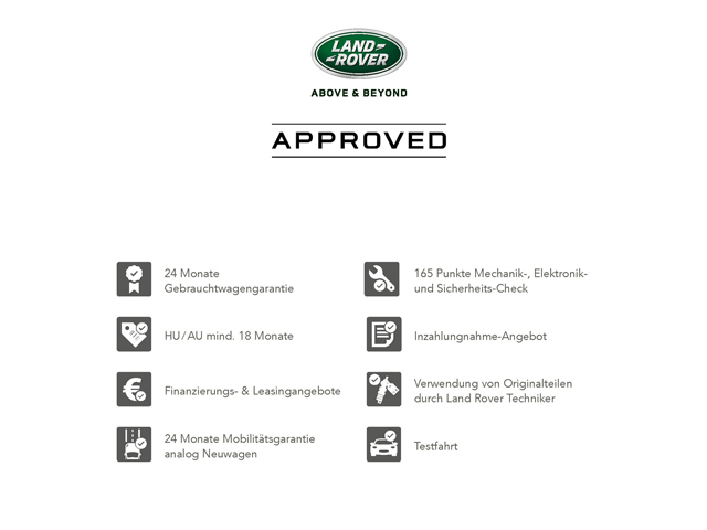 Land Rover Range Rover Velar 2.0 d R-Dynamic S PANORAMA PAKET BLACK, Jahr 2017, Diesel