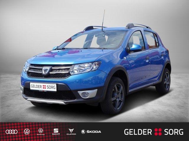 Dacia Sandero II 1.5 dCi 90 eco² Stepway Prestige, Jahr 2014, Diesel